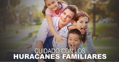 Huracanes familiares